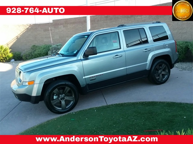 Pre-Owned 2017 Jeep Patriot 75th Anniversary Edition