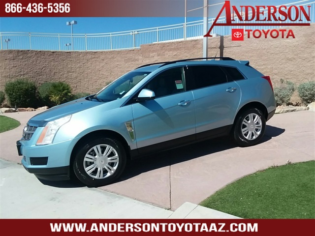Pre-Owned 2011 Cadillac SRX