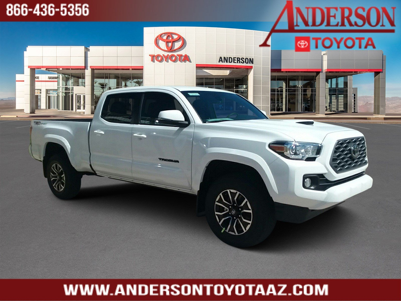 Toyota Tacoma Trd Sport >> New 2020 Toyota Tacoma Trd Sport Double Cab 6 Bed V6 At Natl