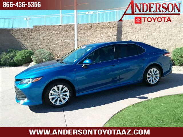 Pre-Owned 2020 Toyota Camry LE