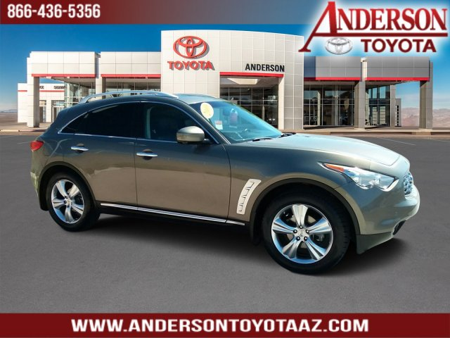 Pre-Owned 2009 INFINITI FX35