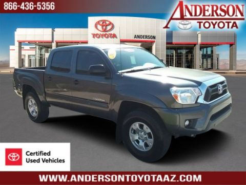 Certified Pre-Owned 2015 Toyota Tacoma 4wd