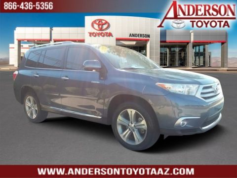Pre-Owned 2012 Toyota Highlander Limited