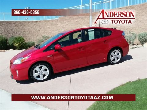 Pre-Owned 2014 Toyota Prius Five