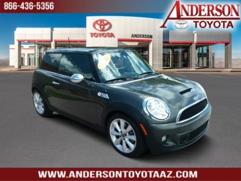 Pre-Owned 2011 MINI Cooper S Turbo
